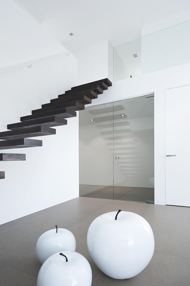Glazen deur en balustrade02