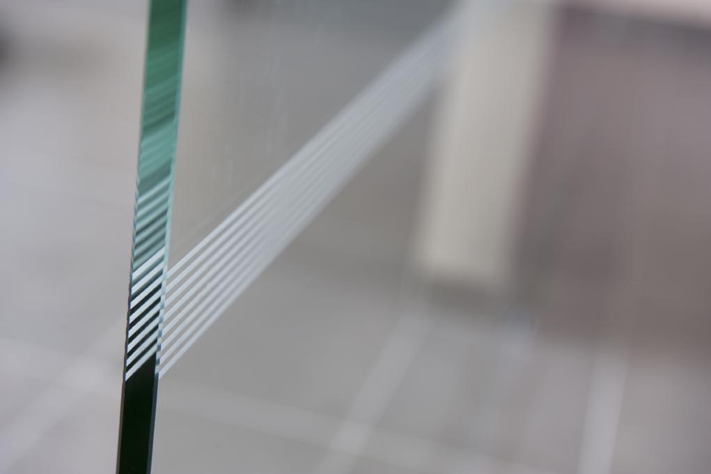 Glazen deuren met details 02