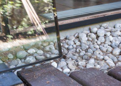 Spaarglas in villa 017