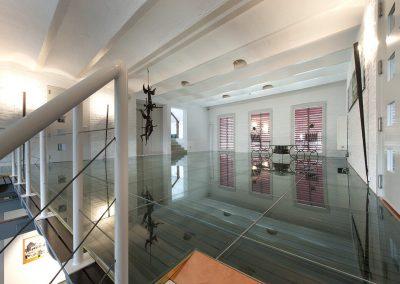 Topglass loopglas veiligheid glastegels museum koekelare kopie